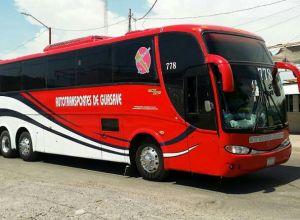 Autobuses Autotransportes de Guasave