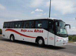 Autobuses Rojo de Los Altos