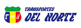 transportes del norte logo